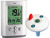 'Miami' wireless pool thermometer