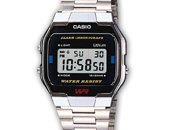 Casio Collection A163WA-1QES UNI