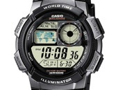 Casio Collection AE-1000W-1BVEF - pasaules laiks