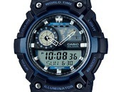 Casio Collection AEQ-200W-2AVEF - pasaules laiks