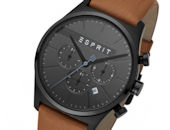 ESPRIT, Ease Chrono Black Brown