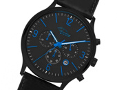 gooix Clint Black Blue Chrono