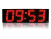 Big LED indoor/outdoor clock