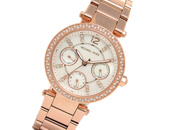 Michael Kors Mini Parker Rose Gold