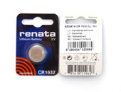 CR1632 RENATA Lithium Button Cell