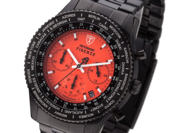DETOMASO Firenze Black/Red