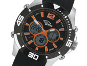 gooix Buzzer Black Orange XL