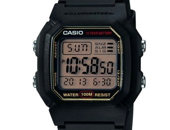 Casio Collection W-800HG-9AVES - 10 ATM (100 metri)