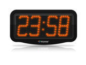 Big LED outdoor/indoor clock